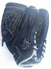 "Mizuno Premier GPM1252 12.5"" Inch Black Baseball Glove Professional Model Mitt"