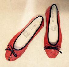 Women's Patent Leather 7 US Shoe