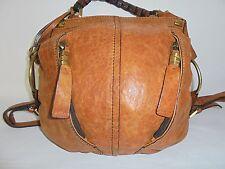 Distressed ORYANG Leather HOBO Bag
