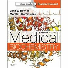 Dominiczak MD  Dr  Hab  Med  FRCPath, Ma Medical Biochemistry: With STUDENT
