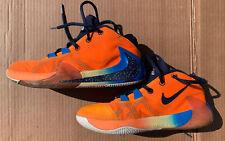 Nike Zoom Freak 1 'All Bros' GS Orange/Midnight Navy Giannis BQ5633-800 Sz 4y