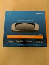 Cisco WRT310N 6.75 Mbps 4-Port Gigabit Wireless N Router