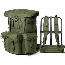 New listing Military Rucksack Alice Pack Army Survival Combat Field Alice Large Pack Od