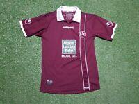 1. FC Kaiserslautern Maglia S 2011 2012 Uhlsport Maglietta Jersey Latschen Pino