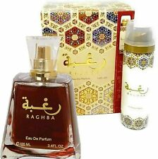 Coffret Parfum Raghba LATTAFA Eau de Parfum 100ML + Déodorant 25ML
