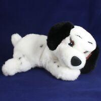 """Disney 101 Dalmatian Puppy Dog Plush Stuffed Animal No Collar 11"""""""