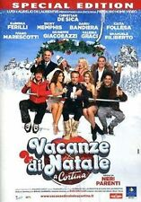 Dvd VACANZE DI NATALE A CORTINA - (2011) (Special Edition) ......NUOVO