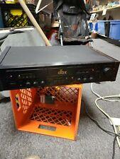 Vintage Dbx Cx-3 Control Amplifier / Preamplifier, Control Amplifier