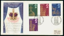 Mayfairstamps Great Britain FDC 1978 25th Anniv Coronation Queen Combo First Day