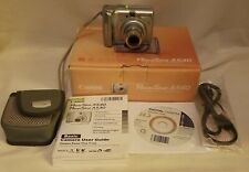 Canon Powershot A540 Digital Camera