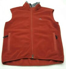 Nike ACG Fleece Vest Jacket Thermal Layer 2 Mens Medium OG 90s Red Swoosh VTG