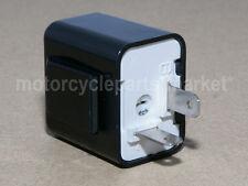2 Pin Speed Turn Signal Hyper LED Flasher Relay Indicator Blinker For Yamaha YZF