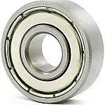 "SMR6ZZ-CERAMIC Si3N4 ABEC-5 Stainless Steel Ball Bearing 3/8""x7/8""x9/32"""