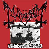 Mayhem - Deathcrush NEW LP