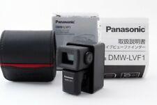 Panasonic Lumix DMW-LVF1 Esterno Live Mirino W/Scatola Quasi Mint Da Japan #69