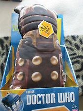 Doctor Who colore bronzo DALEK giocattolo morbido figura con luci e suoni