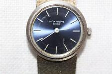 Patek Philippe Ladies Swiss Made Wristwatch stainless steel Super Rare