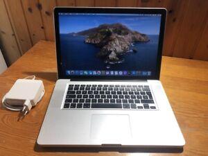 Apple MacBook Pro A1286 39,1 cm (15,4 Zoll) Laptop - MD103D/A (Juni, 2012)