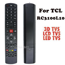 Universal Original Remote Control For TCL RC3100L10 NETFLIX 3D LED LCD TV