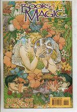 DC Vertigo Comics Books Of Magic #30 November 1996 VF