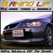 Mitsubishi Lancer FTO GTO Mirage Cedia Eclipse Spyder Chin Lip Splitter Spoiler