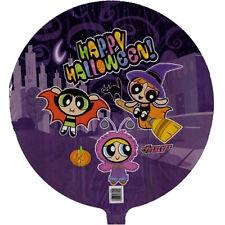 POWERPUFF GIRLS Halloween FOIL MYLAR BALLOON ~ Birthday Party Supplies Helium