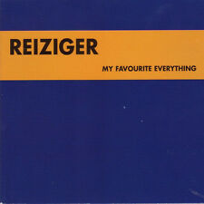 Reiziger ‎– My Favourite Everything  CD