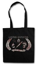 LUDUS BATIATUS SPARTACUS Hipster Shopping Cotton Bag - Sanguis Sand Et Gloria TV