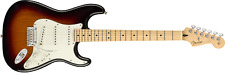 Fender Player Stratocaster®, Maple Fingerboard, 3-Color Sunburst Spedita Gratis!