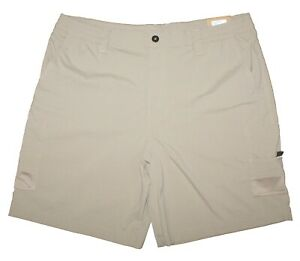 NWT Magellan Laguna Madre Water-Repellent Cargo Fishing Shorts Men's Size XL