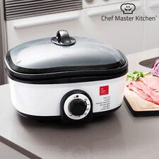 Robot de cocina chef Master Kitchen Quick Cooker 5 L 1300w negro blanco - Ir-sho