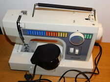 vintage MACHINE à COUDRE NECCHI 559 Nähmaschine SEWING máquina coser GERMANY