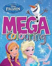 Disney Frozen Mega Colouring by Parragon Books Ltd (Paperback, 2014)