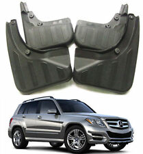 OE Splash Guards Mud Guards Flaps FOR 08-2016 Mercedes Benz GLK W/Running Board