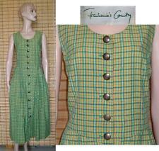 Lange ärmellose Damen-Trachtenkleider & -Dirndl Maschinenwäsche aus Baumwolle