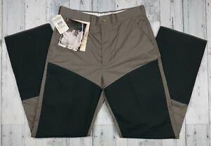 NEW! CC Filson Poplin Brush Pants Hunting Mens 34x34 Style 57 Made in USA NWT