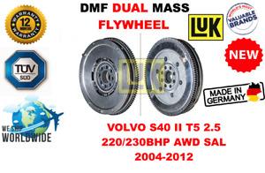 FOR VOLVO S40 II T5 2.5 220/230BHP AWD SAL 2004-2012 NEW DUAL MASS DMF FLYWHEEL