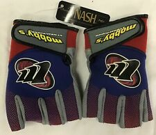 Mobby's Storm Rider Half Fingers Gloves - Small - NEW