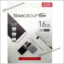 PEN DRIVE PENNETTA CHIAVETTA OTG Micro USB 16Gb PER SAMSUNG Galaxy Mega 6.3