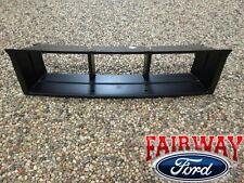 09 thru 14 F-150 OEM Genuine Ford Parts EcoBoost Black Lower Grille Panel Insert