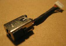 DC POWER JACK w/ CABLE HARNESS TOSHIBA SATELLITE DD0TE7PB000 E305 CHARGING PORT