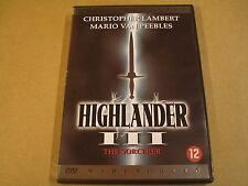 DVD / HIGHLANDER 3 - THE SORCERER ( CHRISTOPHER LAMBERT, MARIO VAN PEEBLES )