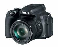 Canon Powershot SX70 20.3MP Digital Camera 65x Optical Zoom Lens 4K Video 3-inch