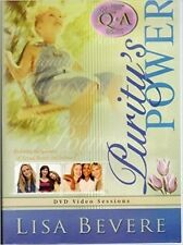 PURITY'S POWER - LISA BEVERE (INTERACTIVE DVD. 2-DISC SET) NEW, FREE SHIPPING