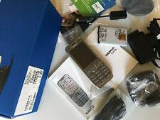 Nokia  E52 - Metal Grey (Ohne Simlock)  100% Original !!! Neu !!