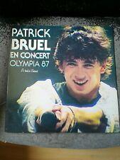 Patrick Bruel _33 Tours _Olympia 87