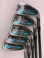 Mizuno JPX EZ Forged, 6,7,8,9,PW (5 Irons) Ladies, Graphite - 2003