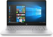 "HP Pavilion 14-bf154na Fast Laptop 256GB i7-8550U Quad 14"" Full HD Windows 10"