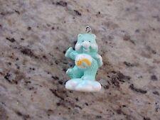 Care Bears Wish Bear Action Figure Charm Cake Topper 1985 GUC