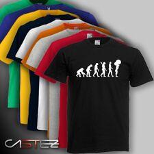 Camiseta evolucion crossfit evolution gimnasio deporte divertido ENVIO 24/48H